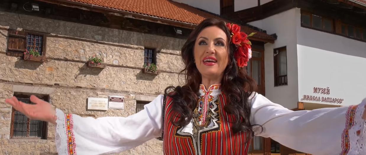Румяна Попова посвети новия си видеоклип на Банско